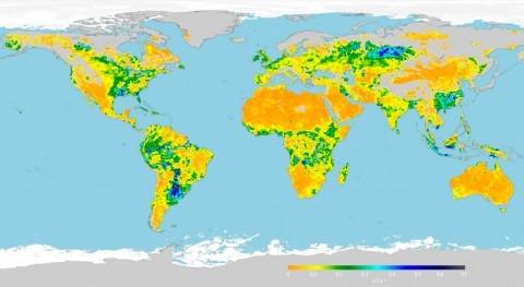 ¿Cómo puede ESA hacer frente escasez agua?