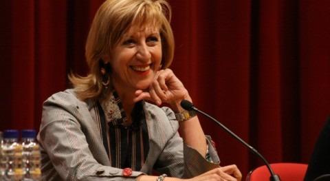 Rosa Díez, líder de UPyD (Wikipedia/CC)