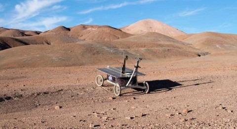 condiciones ambientales árido desierto chileno pueden dar respuesta vida Marte