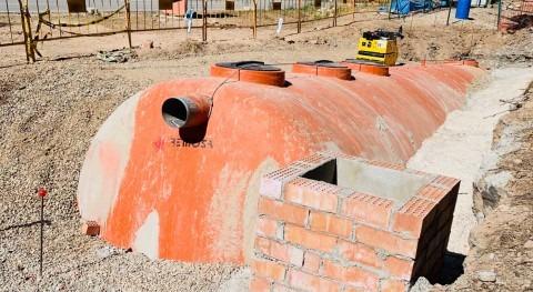 necesidad depurar aguas residuales polígonos industriales red alcantarillado