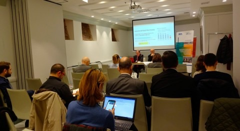 agua urbana necesita duplicar inversión anual 4.900 M€ afrontar retos futuros