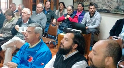 Chile cierra estudio Plan Gestión Riego cuenca Cachapoa
