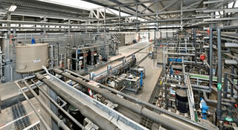 Dow Water & Process Solutions demuestra gran rendimiento y resistencia Antártida