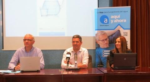 """Llega Rota """"Smart aqua"""", aplicación más completa Servicio Municipal Aguas"""