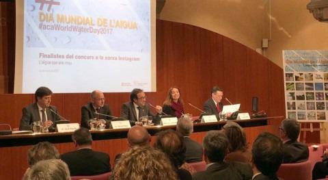 """Josep Rull: """" agua más cara es que no se tiene"""""""