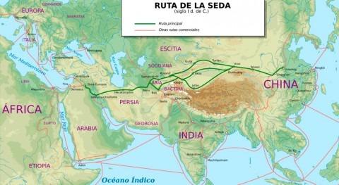 investigación revela que sequía siglos retrasó consolidación Ruta Seda