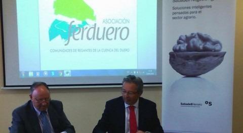 Banco Sabadell facilita financiación regantes cuenca Duero