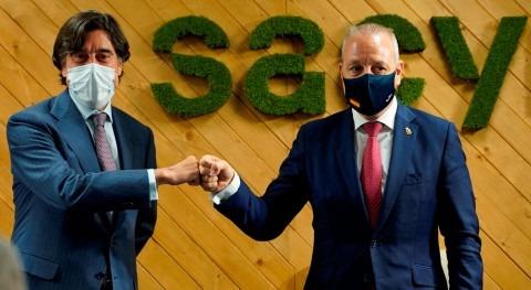 Sacyr renueva compromiso Federación Española Balonmano