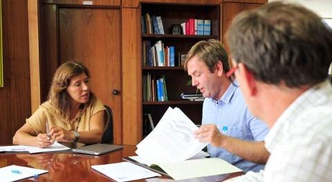 Gobierno gallego estudia cómo paliar efectos inundaciones Sada