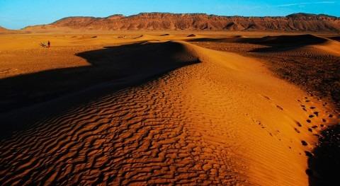 Revelado antiguo régimen lluvias Sáhara Verde