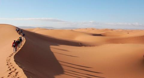 Sáhara es 10% más grande 1920 debido al cambio climático
