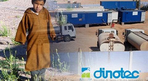 DINOTEC, 15 años facilitando agua potable al pueblo saharaui