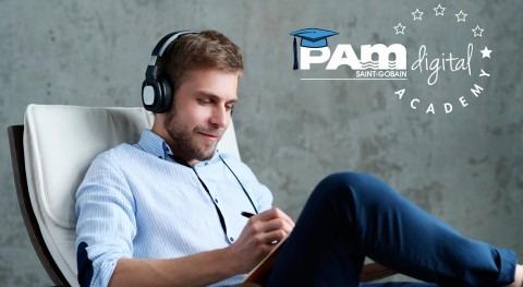 """Saint-Gobain PAM estrena """"Digital Academy"""", nueva sección informativa formato podcast"""