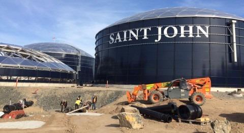 ETAP Saint John Canadá, premiada innovación y excelencia dentro proyectos PPP