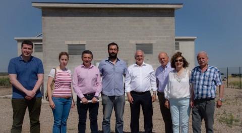 Gobierno Rioja destaca inversión abastecimiento agua San Asensio
