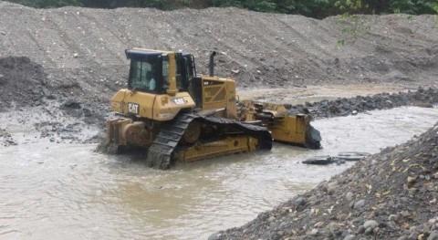 Gobierno Panamá trabaja canalización río San Bartolo Barú