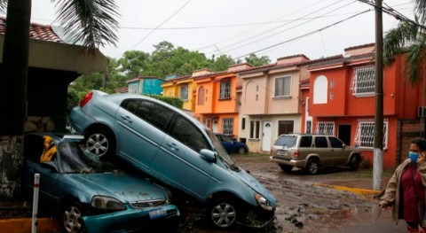 """San Salvador quiere convertirse """"ciudad esponja"""" combatir inundaciones"""
