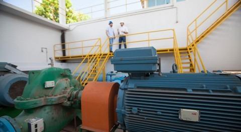 ABB reduce 25% consumo energético y aumenta fiabilidad estaciones bombeo