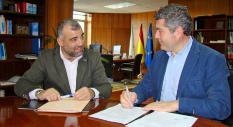 Gobierno gallego invierte más 145.000 euros saneamiento y pluviales Oza-Cesuras