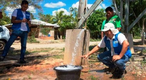 Sunass promueve buenas prácticas saneamiento ámbito rural