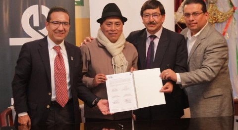 Gobierno Ecuador se compromete mejorar saneamiento ambiental Cotopaxi