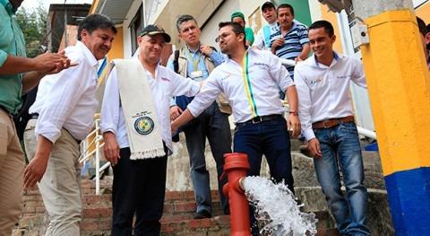 Colombia mejora alcantarillado y saneamiento Cundinamarca y Tolima