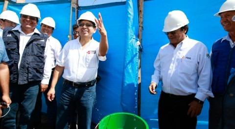 Gobierno Perú apoyará ejecución proyectos saneamiento Ilo