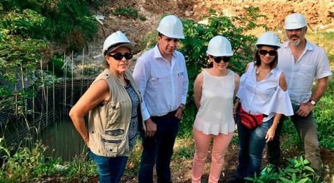 proyectos agua y saneamiento San Andrés, Colombia, continúan avance