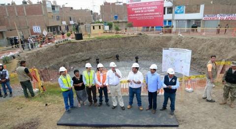 Perú mejorará saneamiento y abastecimiento Callao, Ventanilla y San Martín Porres