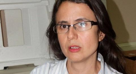 Cynthia Yanes, coordinadora de la Unidad Ejecutora de Reconversión Urbana.