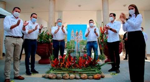 Colombia lanza Plan Agua Vida Santander más 255 intervenciones agua y saneamiento