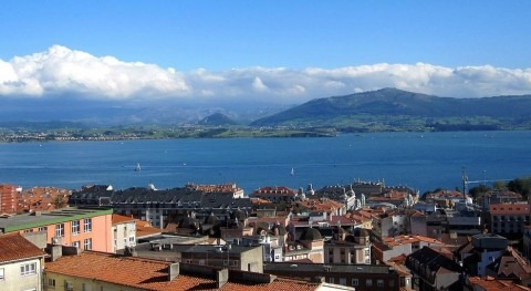 Santander invierte 300.000 euros obras saneamiento tres calles centro