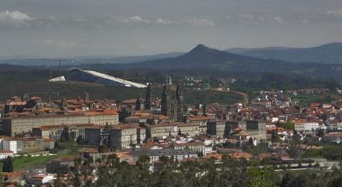 Santiago de Compostela (Wikipedia/CC).