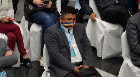 Juan Santos Cruz es nombrado nuevo Ministro Medio Ambiente y Agua Bolivia