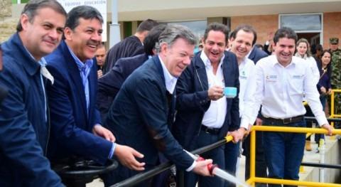 ciudad colombiana Pasto cuenta nuevo sistema abastecimiento agua potable