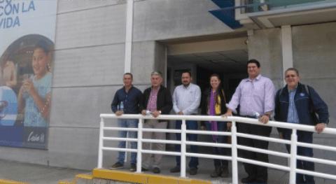 Continúa cooperación organismos operadores mexicanos y hondureños