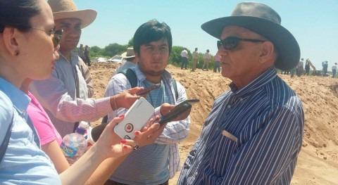 Paraguay se muestra satisfecho trabajo realizado Pilcomayo