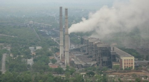 Las emisiones de India son unas 1,9 toneladas por persona