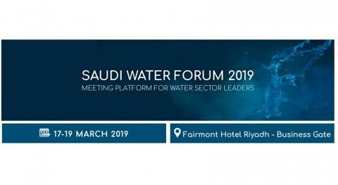 ACCIONA Agua, presente Saudi Water Forum, principales eventos agua país