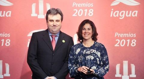 Schneider Electric, Premio iAgua 2018 Mejor Evolución Interanual