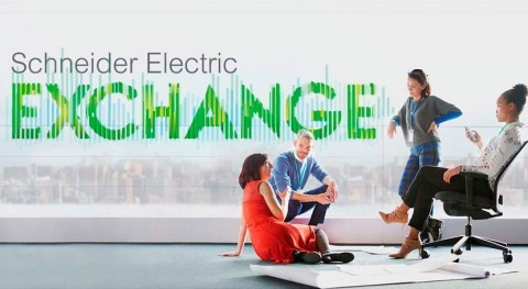 Schneider Electric Exchange: resolviendo retos sostenibilidad y eficiencia empresas