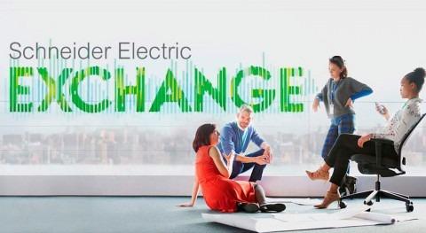 Schneider Electric Exchange: resolviendo retos sostenibilidad y eficiencia empresas