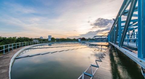 impacto Industria 4.0 sector agua
