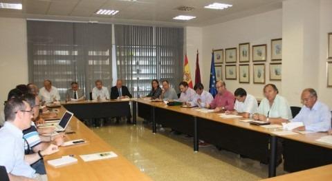falta lluvia abril empeora situación cultivos secano Murcia