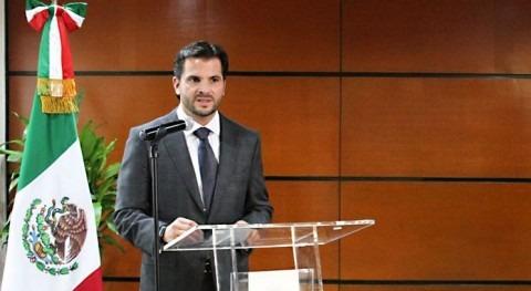 Rafael Pacchiano es nuevo Secretario Medio Ambiente y Recursos Naturales México