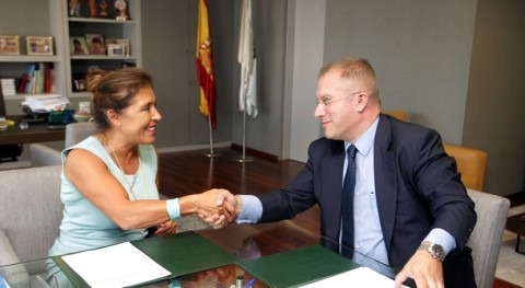 Impulso consolidación internacional sector agua Galicia