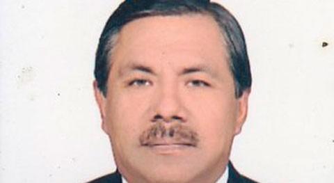 Ramón Huapaya, nuevo Gerente General SEDAPAL