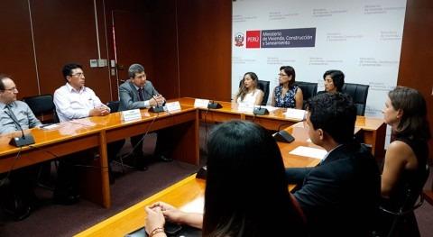 Perú adjudica segundo proyecto agua y saneamiento mecanismo obra impuestos