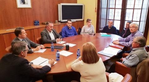 CHS escucha demandas vecinos afectados inundaciones Lorca