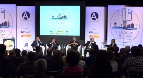 Seguridad hídrica ciudades América Latina